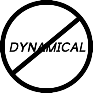 noDynamical